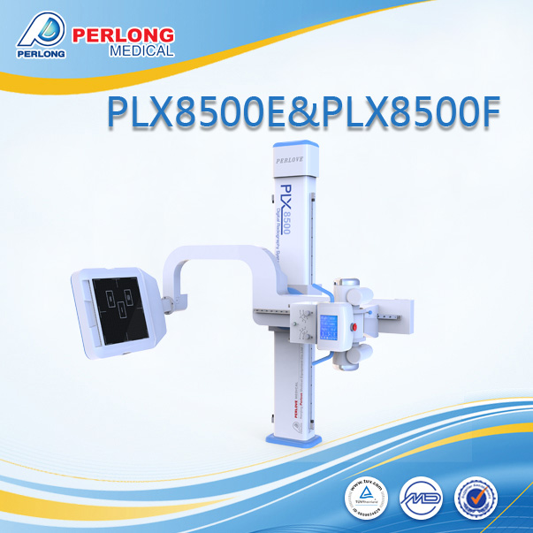 0.5ms exposure HF radiography x-ray system PLX8500E/F