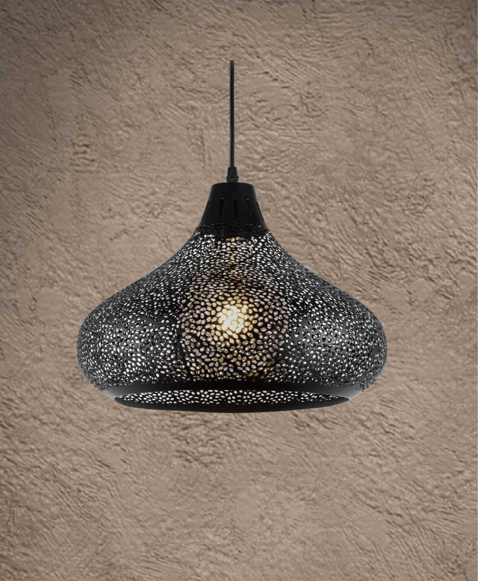 XV-07 corrosion pendant light