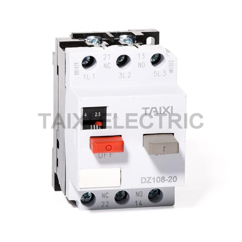 DZ108 Molded Case Circuit Breaker mccb