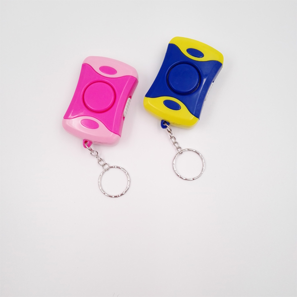 Personal Panic Alarm/Personal Safety Alarm with keychain/Women Personal Alarm