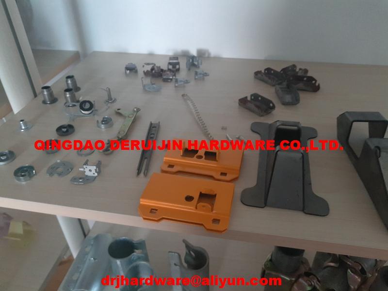 molds for making hardwares