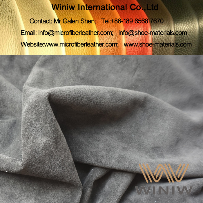 Microfiber Suede Leather for Consumer Electronics Covering