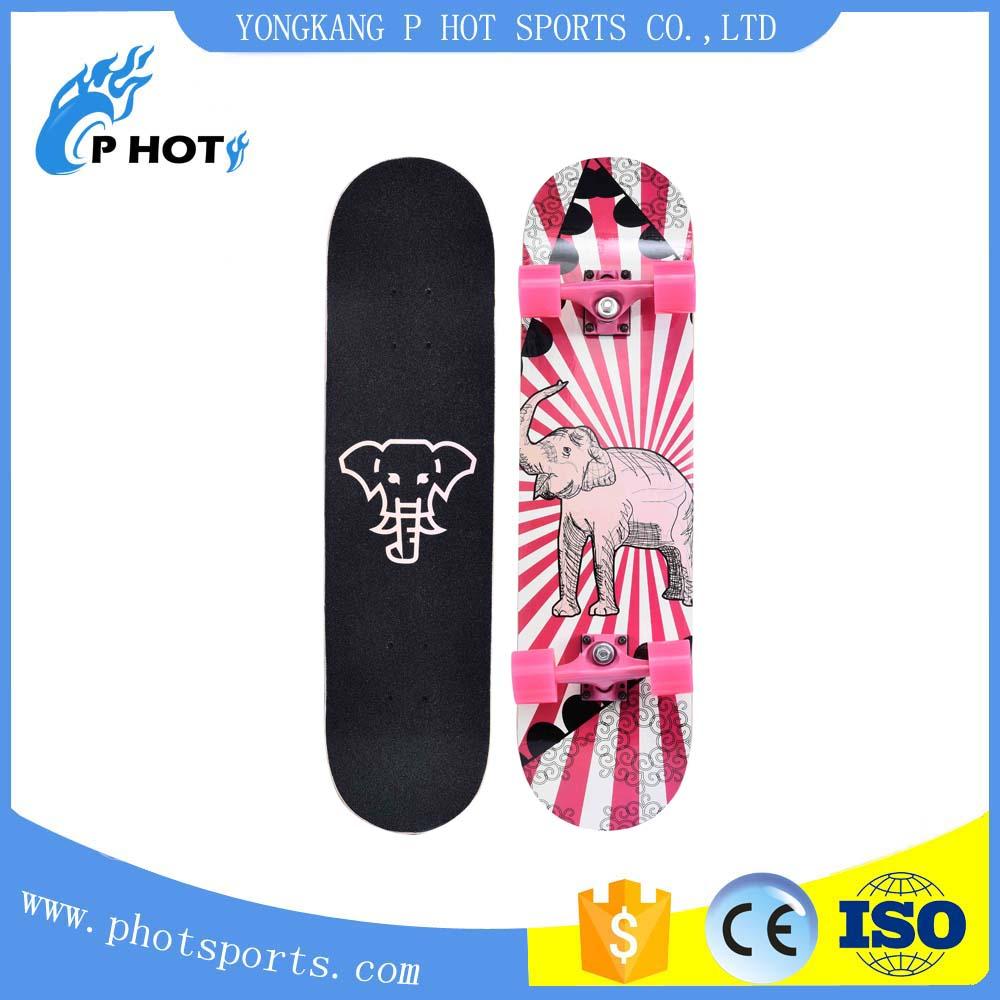 31 inch skateboard 9 layer Chinese Maple skate board Newest Skateboard