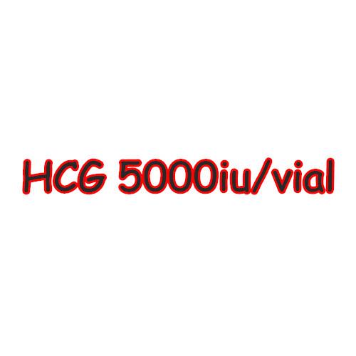 99% Quality HCG Human Chorionic Gonadotropin 5000iu/vial