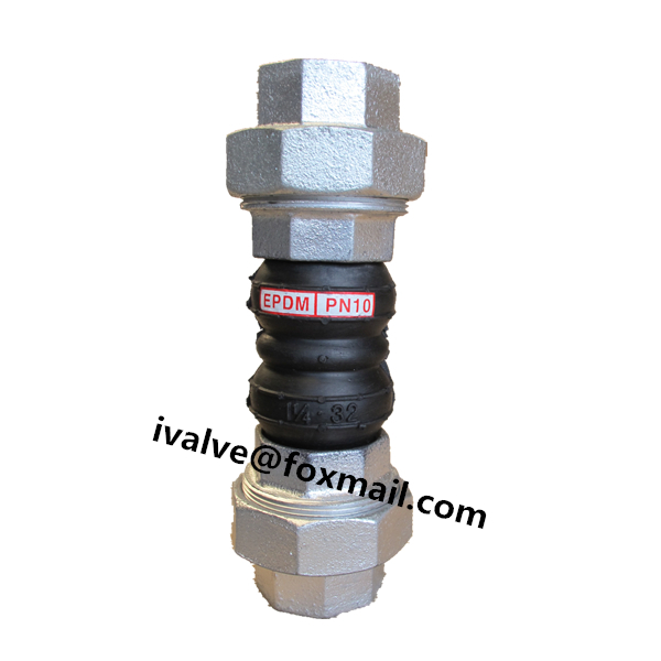 PN16 Screwed Threaded Rubber Joint