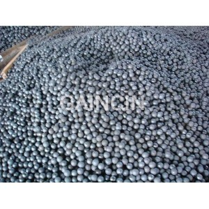 Hot Rolled Steel Grinding Balls
