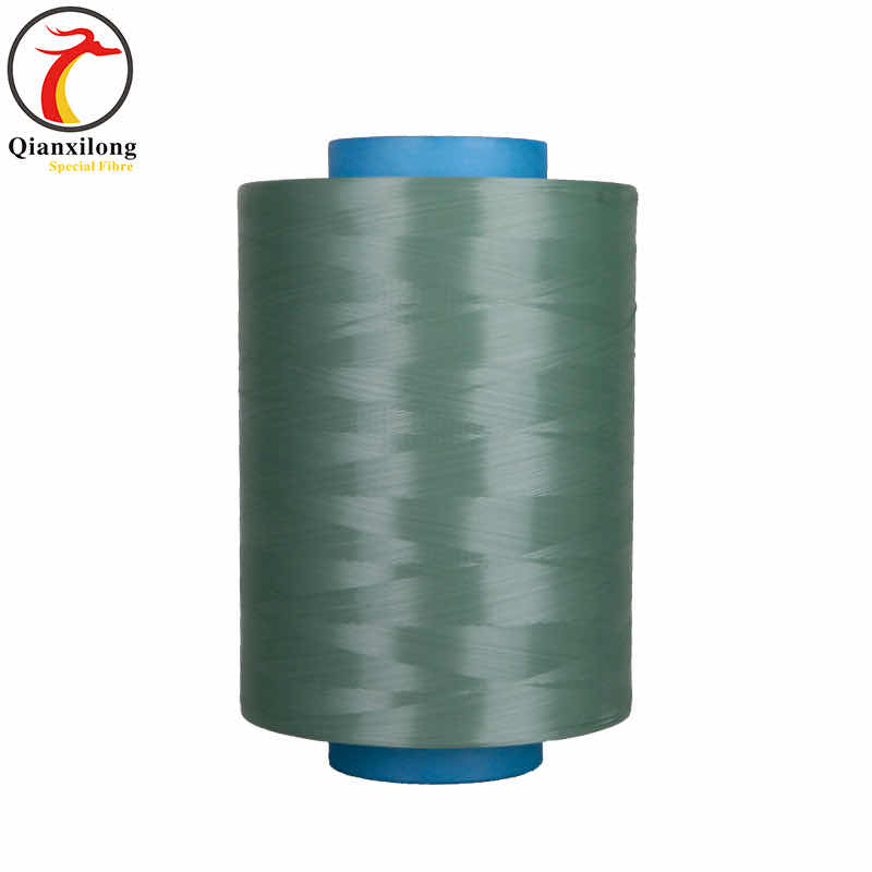 Colorful UHMWPE yarn,ultra high strength 10D