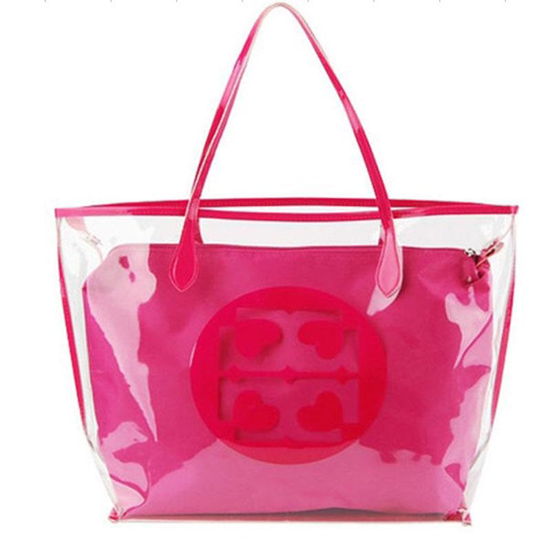 high quality Customized fashion design PVC tote bag