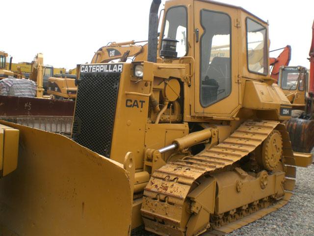 Cheap used Caterpillar D6H bulldozer for sale, D4 D7 D8 D9 model bulldozer also available
