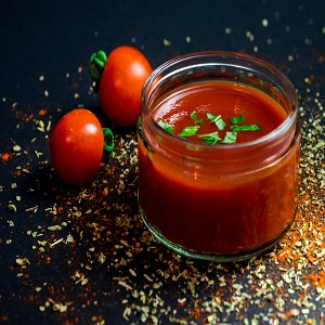 Modified Starch for ketchup