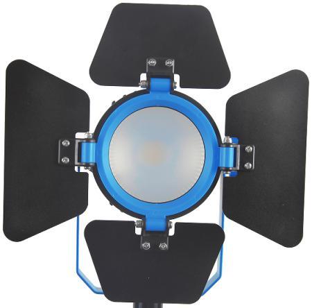 Unique Style Adjustable 60W LED Spotlight Light Bulb Video TV Studio Photographic Equipment LS-60D