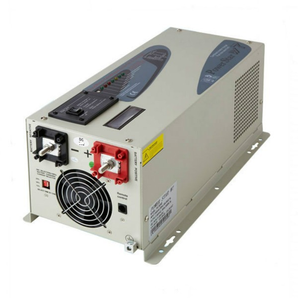 1KW 2KW 3KW 4KW 5KW Low frequency pure sine wave inverter with battery charger