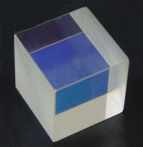 Polarizing Cube Beamsplitter