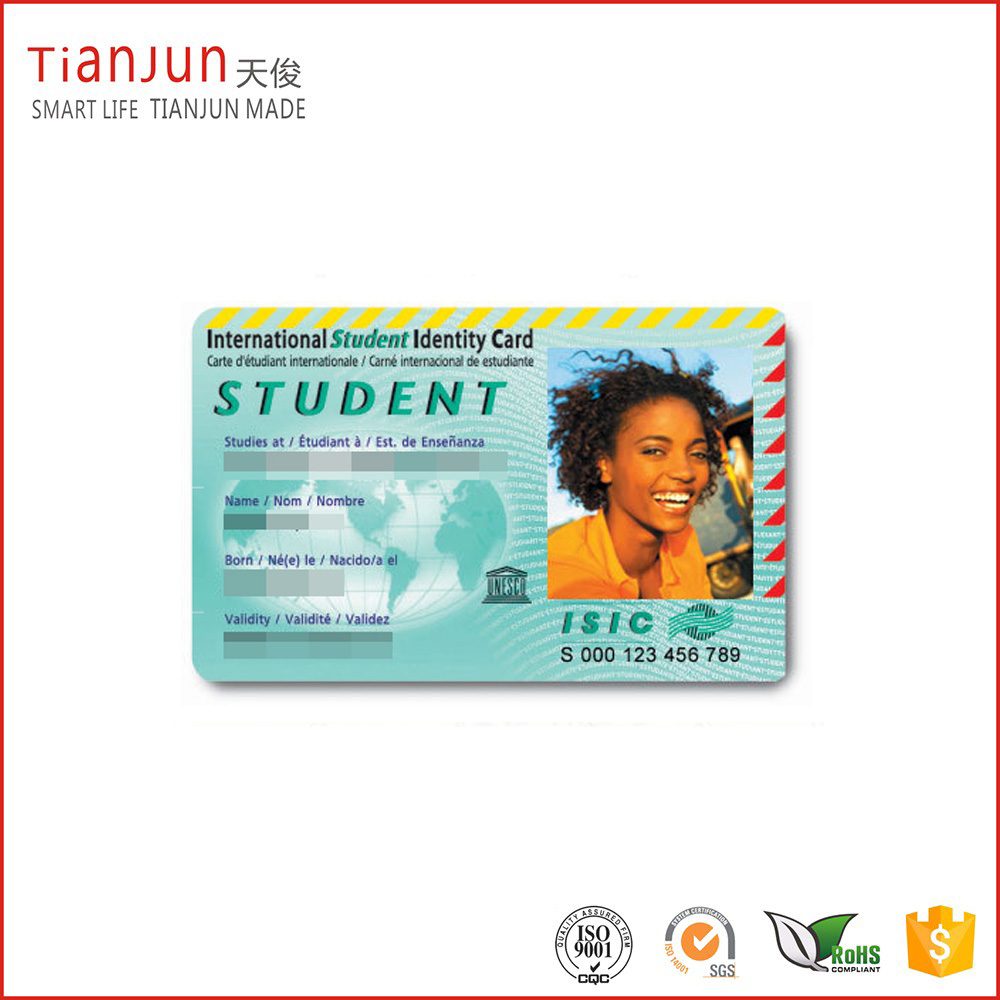 Factory Price ID Card with PVC Material
