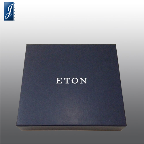Customized small gift paper box for ETON