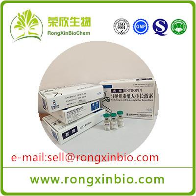 High quantity HGH Jintropin Hygetropin Kigtropin Riptropin original Kentropin (100iu)