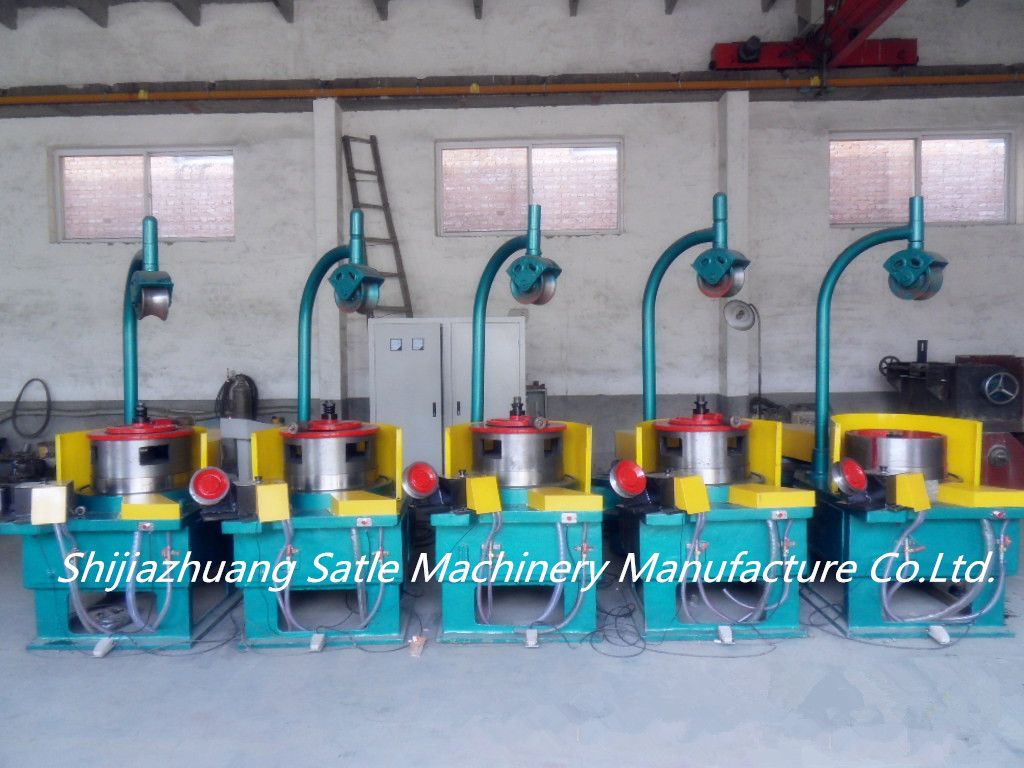 Pulley Wire Drawing Machine