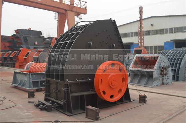 high quality easy operation stationary crusher machine for sale from China