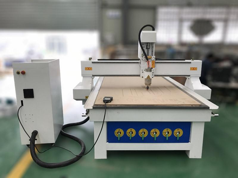 1325 DSP MDF wood board cutting and engraving router