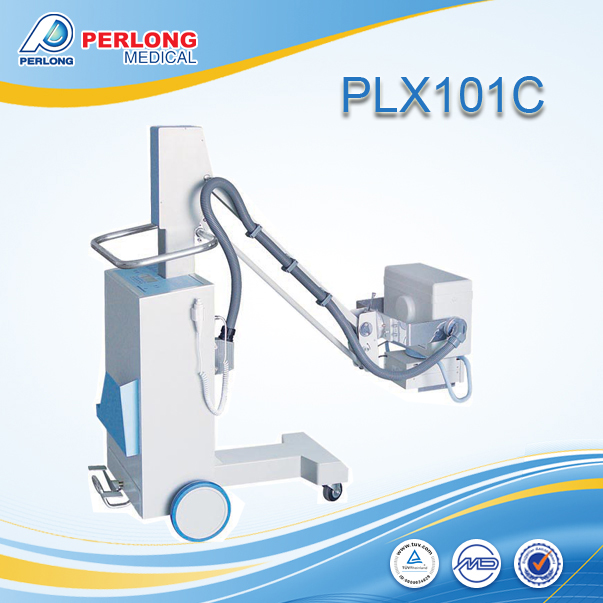 Mobile Medical X Ray Device PLX101C 100mA Radiography