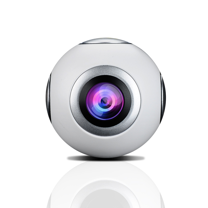 2017 So Mini life streaming 360 degree VR camera connect Android Smart Phone