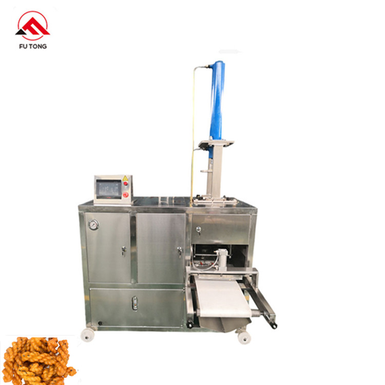 Hot sale pilipit forming Machine Filipino lubid-lubid making machine