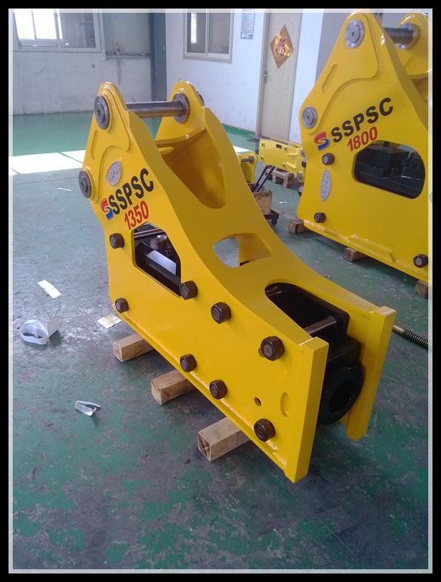 side type hydraulic rock breaker hammer SB81