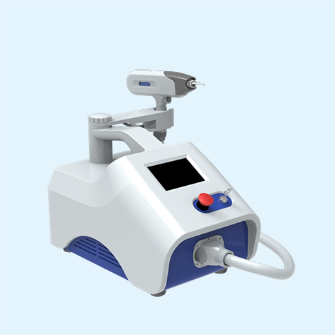Portable Q-Switched 1064/532nm Nd:Yag laser