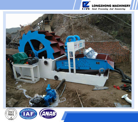 LZZG Best Selling Coal Washing Plants Machinery