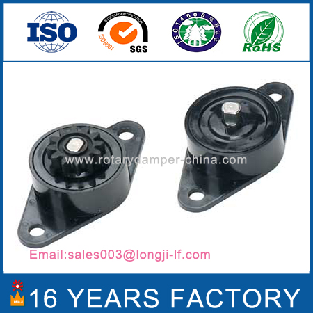 One-way Direction Rotary Damper For Coffee Machines Cover