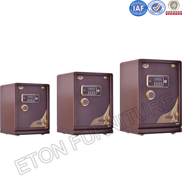 Metal Heavy Duty Money Deposit Safe Cabinet with Automatical Alarm