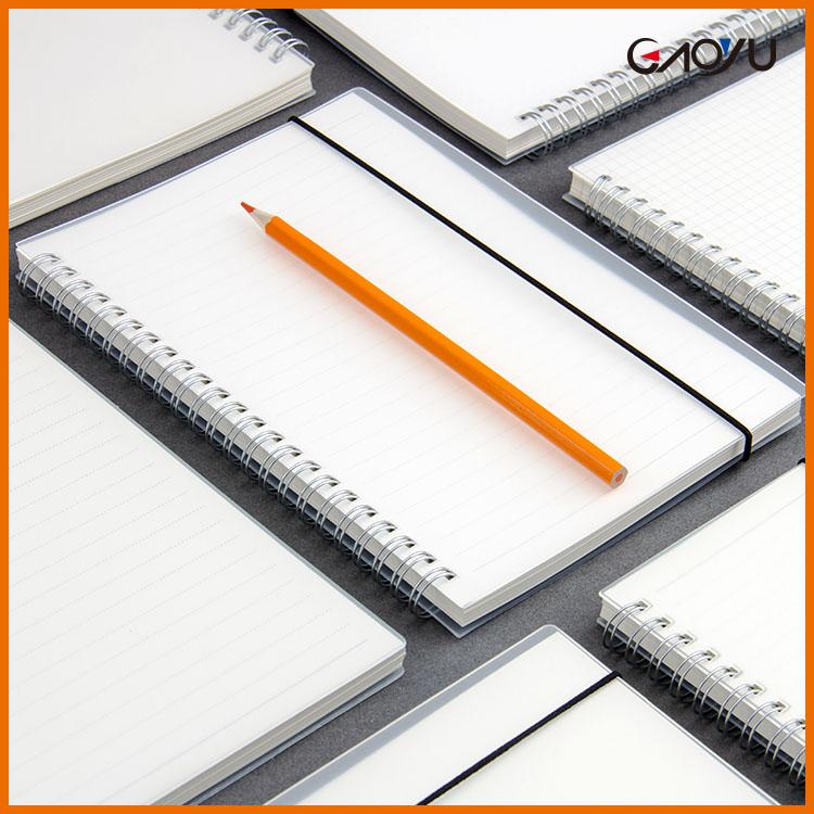 Custom Recycled office creative organizer planner sketchbook notebook