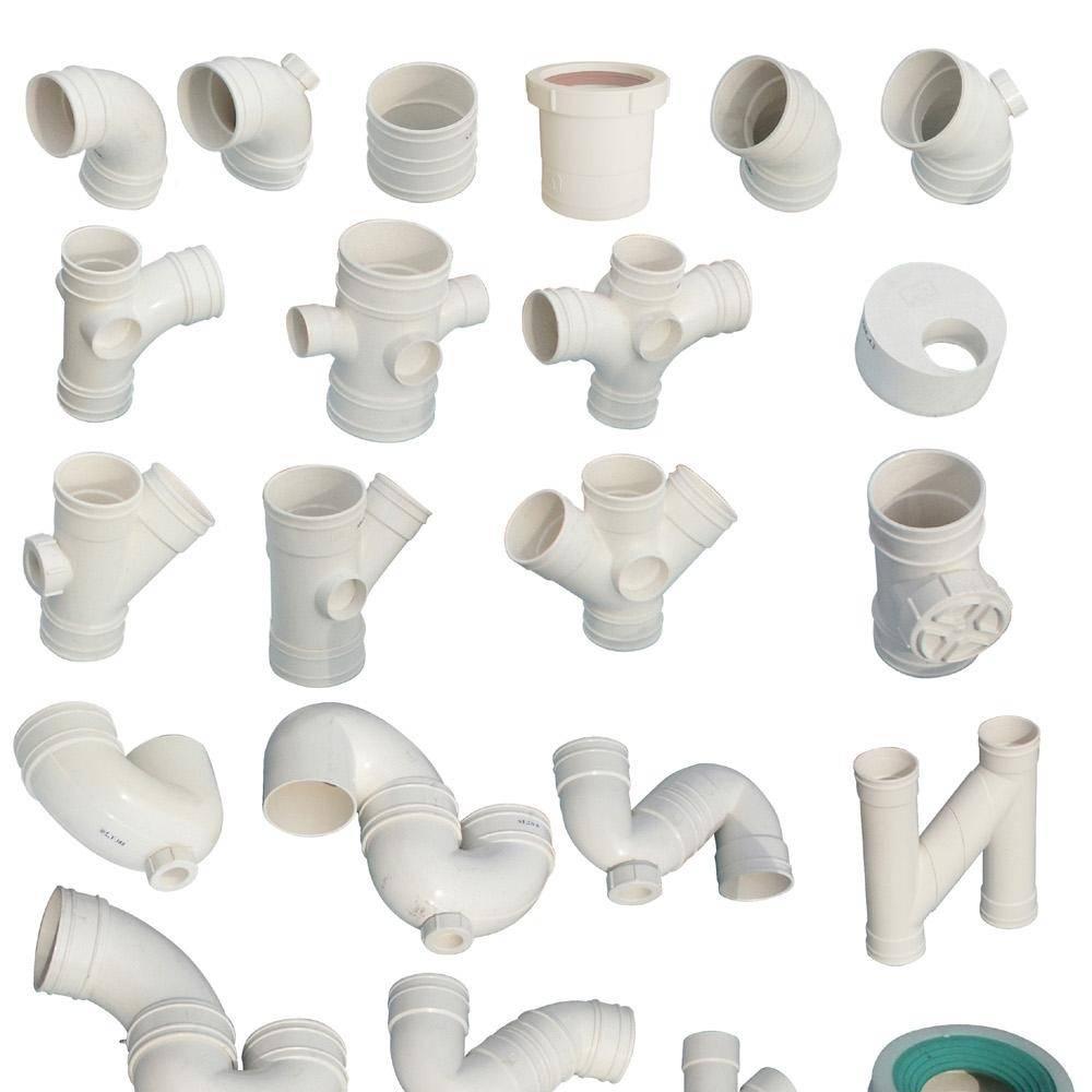 Pvc hdpe pipes fittings sanisoft fzc ecplaza