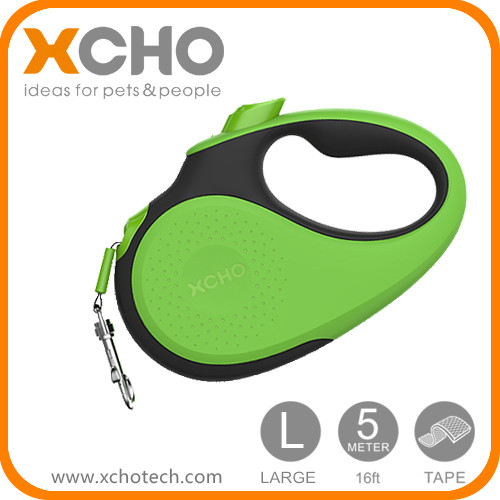 China Factory Hot Sale Retractable Dog Leash