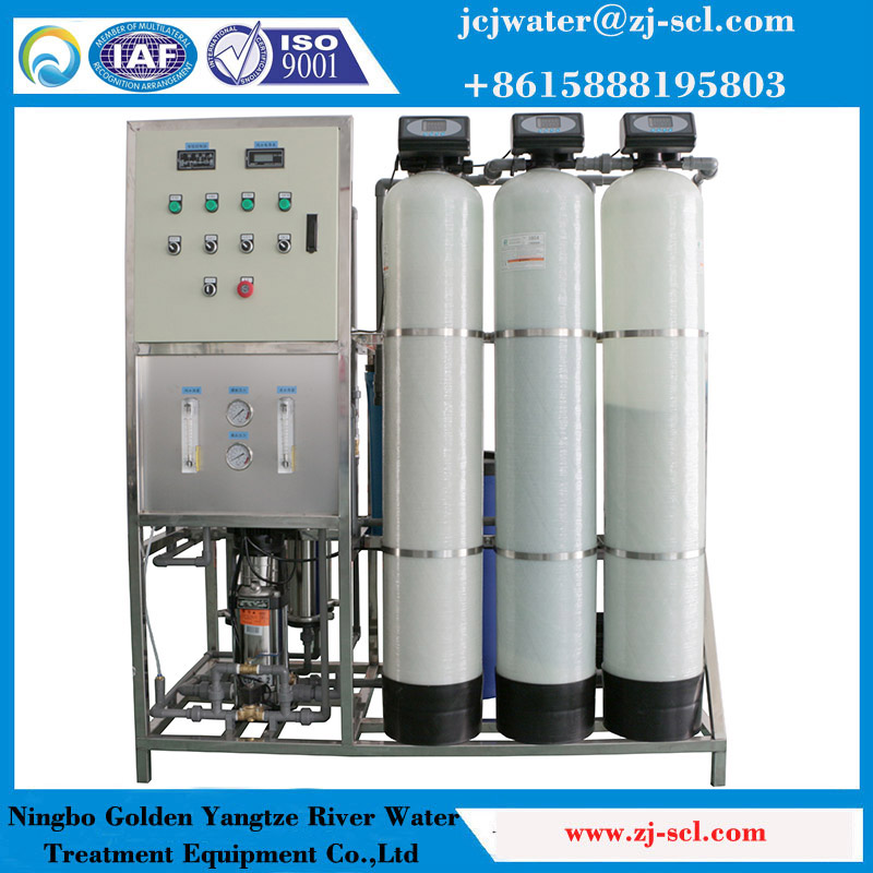 1000LPH Reverse Osmosis desalting water treatment