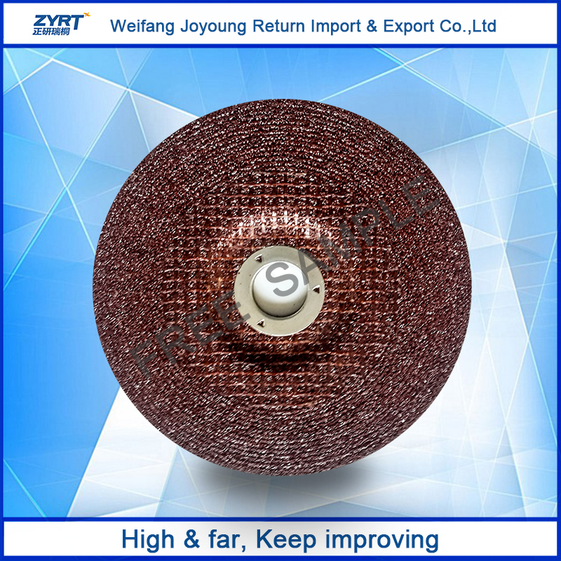 "4"" T27 Grinding disc grinding wheel for metal"