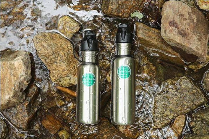 Pro Stainless Purifier Outdoor Bottle