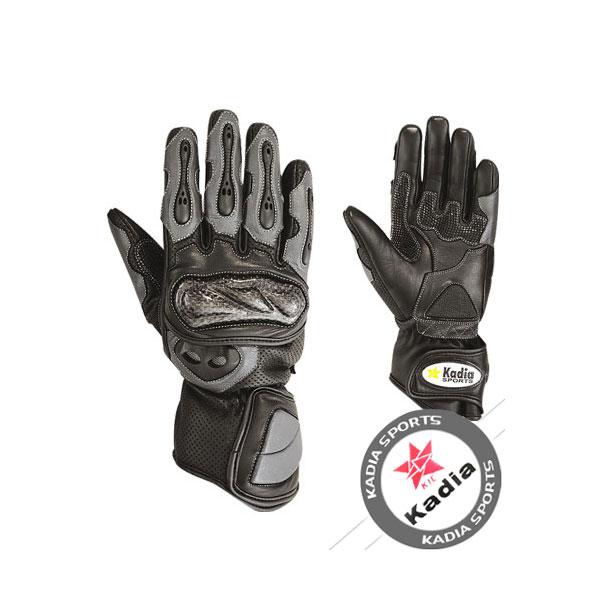 Kadia Leather Motorbike Gloves
