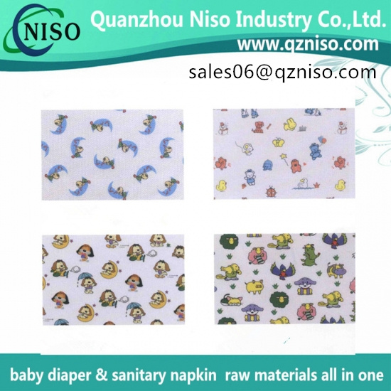 High quality diaper pp frontal tape for baby diaper