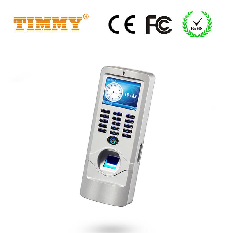 TIMMY Metallic Waterproof biometric wireless fingerprint Access Control system
