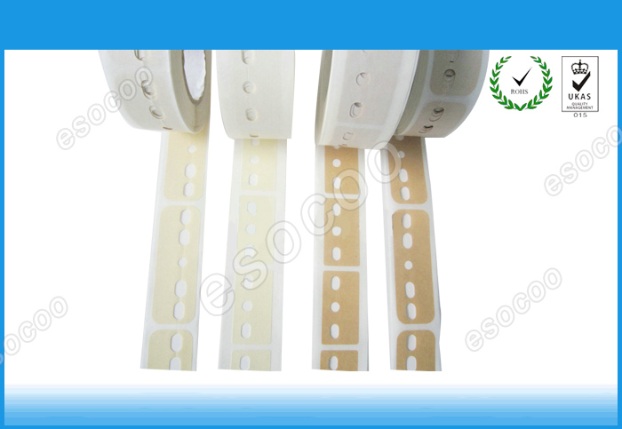 AI splice tape with holes