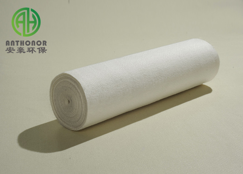 Best quality competitive price Polypropylene(PP) nonwoven needle felt for liquid filtration
