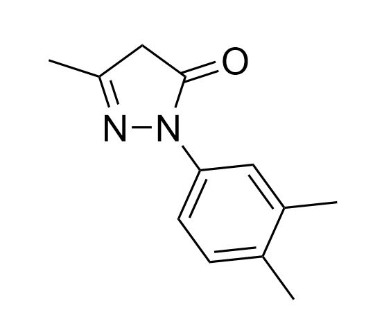 3-Methyl-1-(3,4-dimethylphenyl)-2-pyrazolin-5-one (CAS NO.:18048-64-1)