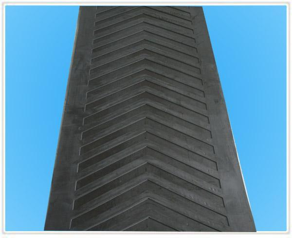 Top quality entire core fire resistance rubber conveyor belt with best price for industrial use