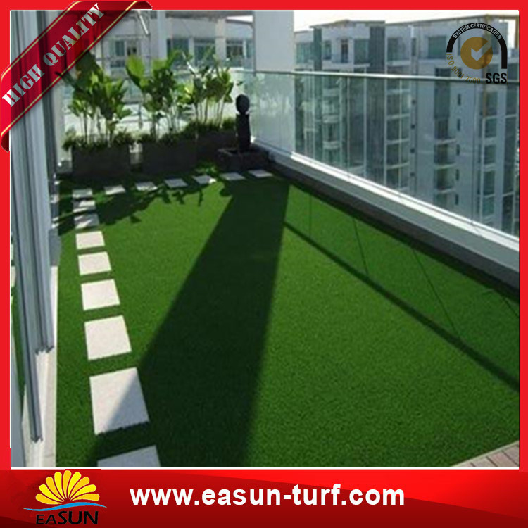 China Supplier Artificial Grass For home garden landscaping-Donut