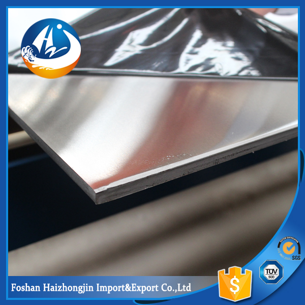 Tisco cold rolled food grade 304l stainless steel polish sheet