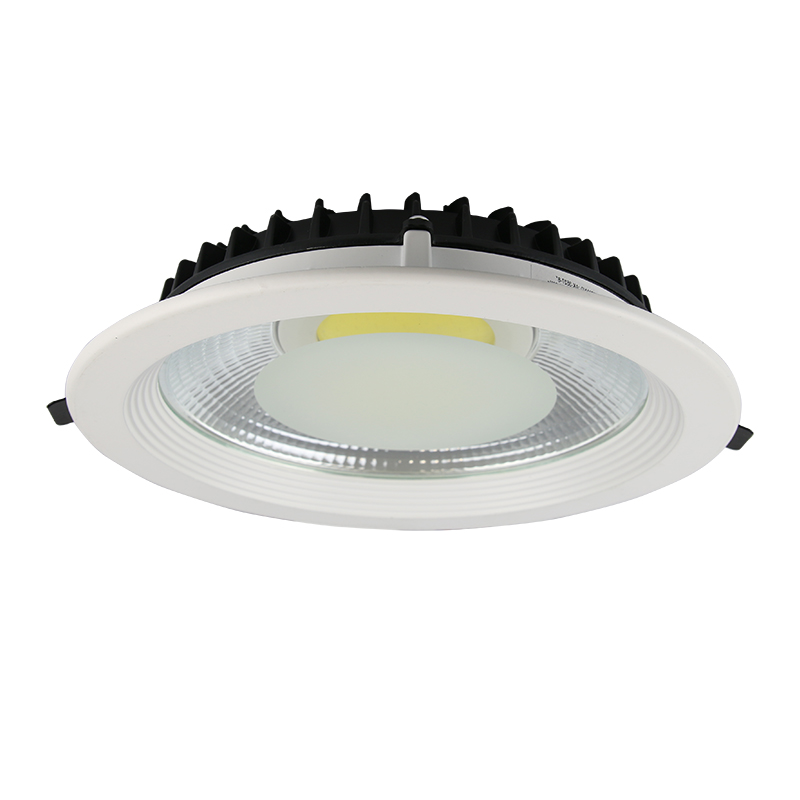 zhongshan factory 5w low price cob down light with ce certificate