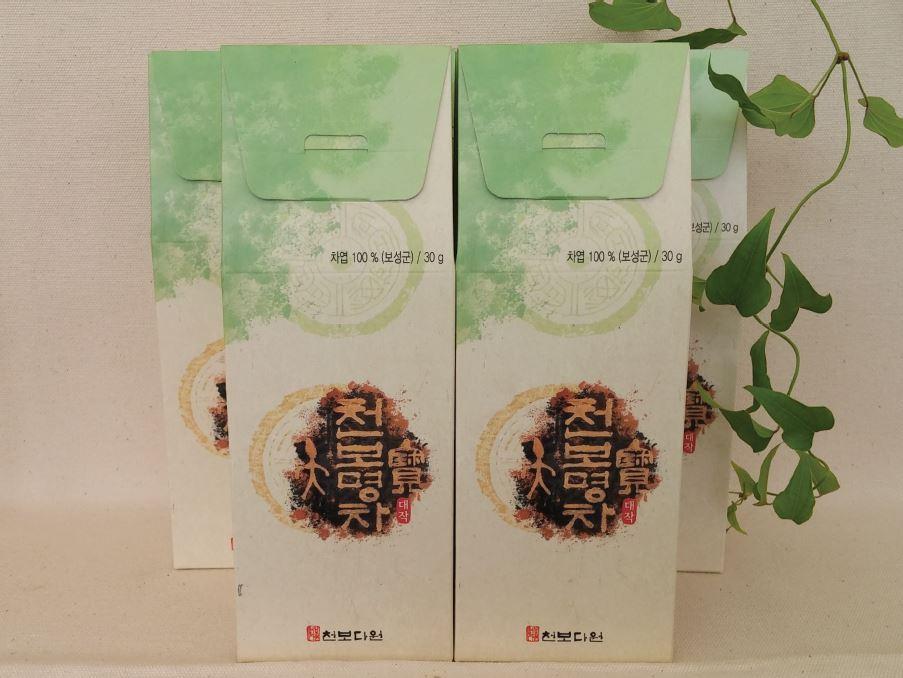 Chunbo Myung Tea - DaeJak