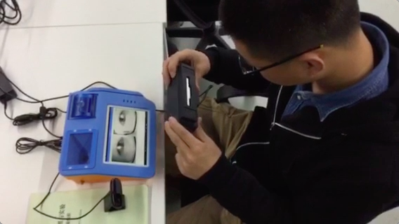 Fingerprinter Device Tablet Android POS Support for face recognition and iris recognition