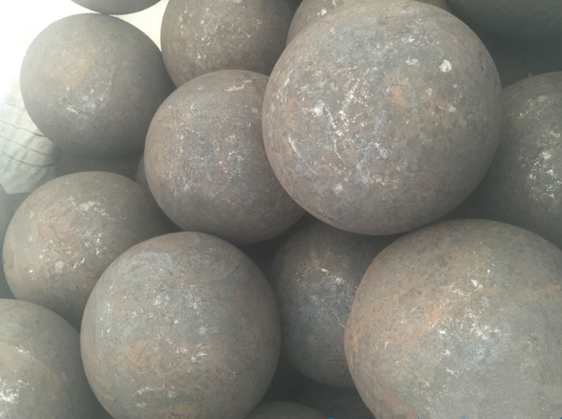 dia.20mm to 150mm forged steel grinding media balls
